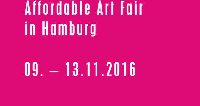 Affordable Art Fair in Hamburg